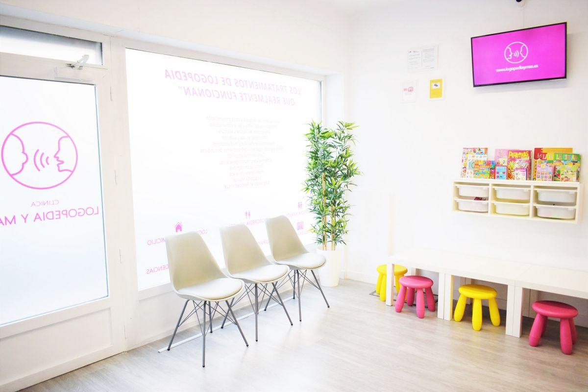 gabinete de logopedia en Madrid